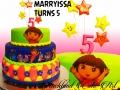 MARRYISSA TURNS 5