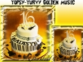 TOPSY TURVY GOLDEN MUSIC