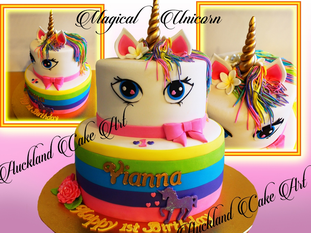 Birthday Cakes Infant Girls 13yrs Auckland Cake Art