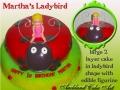MARTHAS LADYBIRD