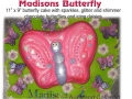 MADISONS BUTTERFLY
