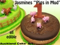 JASMINE PIGS IN MUD