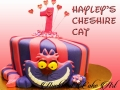 HAYLEY'S CHESHIRE CAT