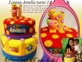 LORAYA-AMELIA TURNS 1