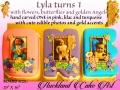 LYLA TURNS 1