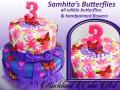 Samhitas butterflies