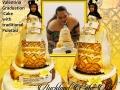 VALENTINA GRADUATIUON CAKE