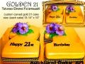 GOLDEN 21ST