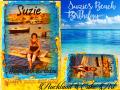 SUZIES-BEACH BIRTHDAY