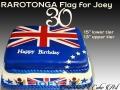 RAROTONGA-FLAG JOEY