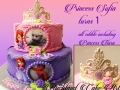 PRINCESS SOFIA TURNS 1